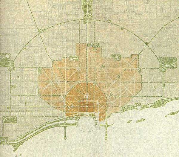 burnham plan for chicago
