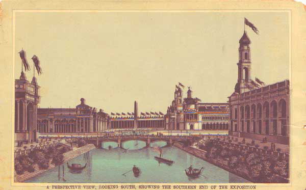 columbian exposition view